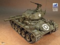 Bronco Models 1/35 US Light Tank M-24 Chaffee(Early Prod.)