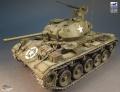 Bronco Models 1/35 US Light Tank M-24 Chaffee(Early Prod.)