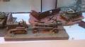 Выставка моделей в Салехарде к юбилею Победы