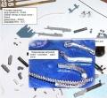 Обзор Eduard 1/72 травленки на пулемет Spandau (№ 72 422)