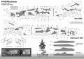 Oбзор Isra Decal 1/32 F-4Е Рhantom Stencils