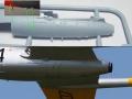 Обзор Airfix 1/72 DH Vampire T.11