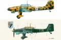 Обзор Звезда 1/72 Ju-87B2 Stuka
