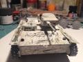 Восточный Экспресс 1/35 Финский Т-38Ш