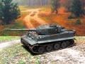 Звезда 1/72 T-VI Тигр - Немецкий тяжелый танк