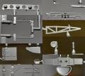 Обзор Звезда 1/48 пикирующий бомбардировщик Пе-2