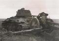 1/72 Таран - Т-34/76 Звезда+leFH 18 АСЕ