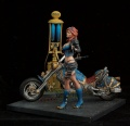 Scale75 75mm Sarah Kilmister (SteamWars)