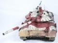 Конверсия Trumpeter 1/35 Т-72Б4 (Т-72Б3М) Танковый Биатлон сезон 2014