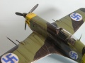 AZUR 1/72 Morane-Saulnier M.S. 406 ВВС Финляндии