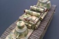 Meng Model 1/35 CHAR 2C - французский тяжелый танк