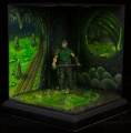 NorthStarModels 54mm Toxic Caves (Fallout Raider)