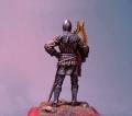 EK Castings 54мм Европейский рыцарь, конец XIV в.