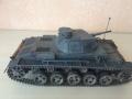 Бумажная Планета 1/25 Sd.Kfz.141 Pz.Kpfw III Ausf A