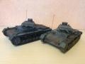 Бумажная Планета 1/25 Sd.Kfz.141 Pz.Kpfw III Ausf B