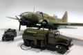 Xuntong Models 1/48 Ил-4Т красный 18 4-го МТАП ВВС ТОФ