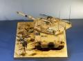 Matchbox 1/72 M1A1 Abrams