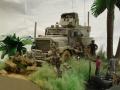 1/35 MRAP Cougar 4X4 USMC. Euphrates river patrol. Iraq.