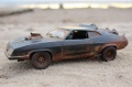 Aoshima 1/47 Ford Falcon XB GT Coupe (MAD MAX 2 ROAD WARRIOR)