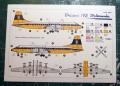 Сравнение F-RSIN/Roden 1/144 Две Британии: Французская и Украинская.