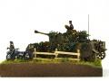 Revell 1/72 Panzer IV Ausf J (конверсия)