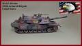 Звезда 1/35 Abrams - Оплот демократии