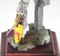 EK Castings 54mm Шотландский рыцарь XIII век