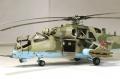 Звезда 1/72 Ми-35М В камуфляже