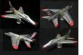 Trumpeter 1/72 North American F-100C Super Sabre