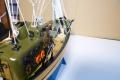 Польский рыболовный катер KOL-60 масштаб 1/50