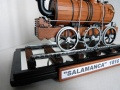 Самодел 1/25 Паровоз Метью Мюррея SALAMANCA 1816г.