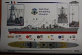 Обзор Pacific СrossRoads 1/350 French cruiser Lamotte-Picque