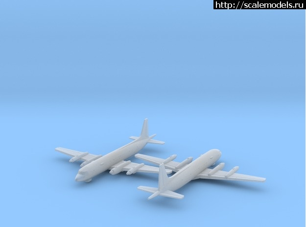 #1225782/ В.Э. 1/144 Ил-38+1/700 Эсминец Соврем...(#9507) - обсуждение Закрыть окно