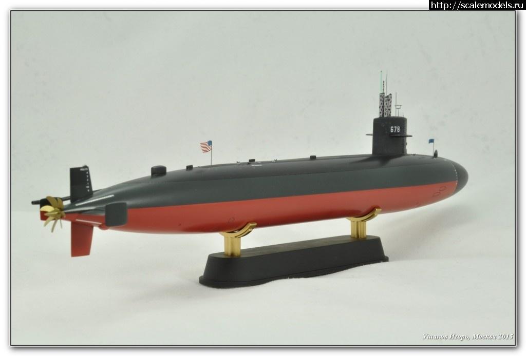 масштабные модели подводных лодок