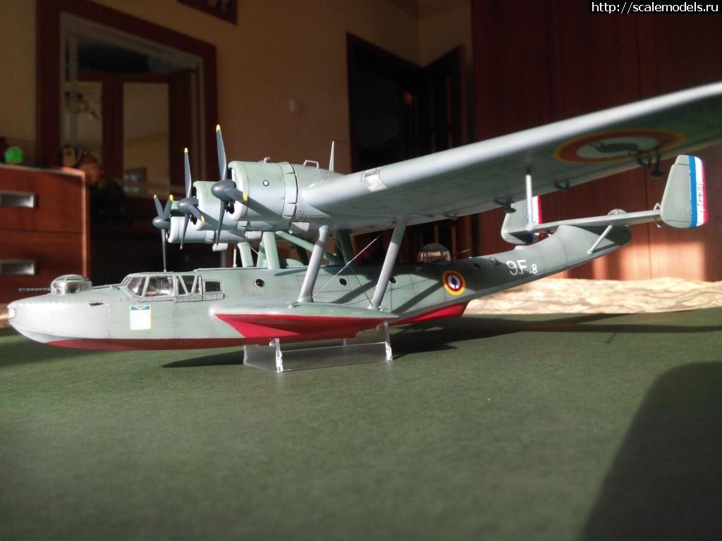 Ну вот и готово/ Dornier Do 24 T от Italeri 1/72. ГОТОВО Закрыть окно