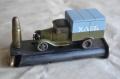 Конверсия Military Wheels  1/72 Газ АА - Фургон для Чёрной кошки