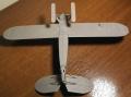 Конверсия ICM 1/48 У-2 с хвостовым оперением Филатова