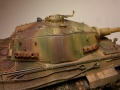 Tamiya 1/35 Panzerkampfwagen VI Ausf. B Tiger II