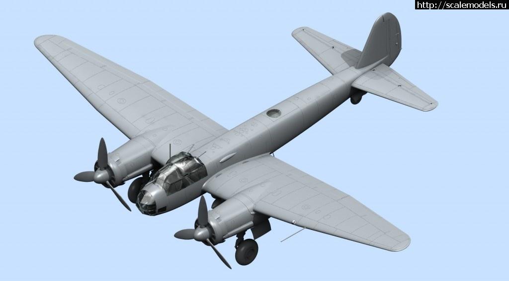 Ju 88A-4, Германский бомбардировщик ІІ МВ (рендеры) Закрыть окно