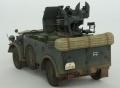 Tamiya+Dragon 1/35 Horch Typ1a w/2cmFlak38–ЗСУ своими руками