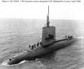 Микромир 1/350 USS Scorpion (SSN-589)