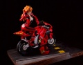 FG3509 Asuka with Motorcycle