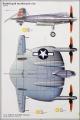 Обзор Kitty Hawk 1/48 XF5U-1 Flying Flapjack - Летающая плюшка