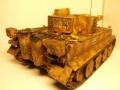 Звезда 1/35 T-VI Tiger - Немецкий тяжелый танк