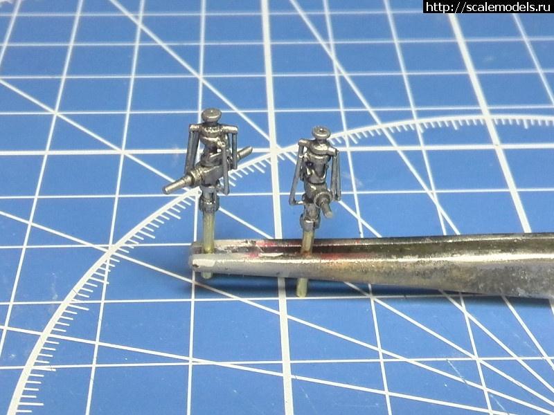 #1248592/ Bell XV-3 Anigrand 1/72 ГОТОВО Закрыть окно