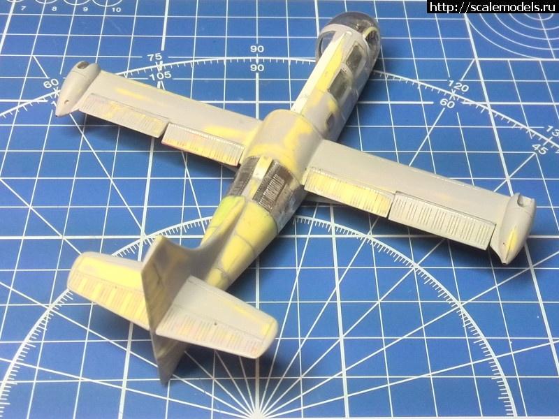 #1256639/ Bell XV-3 Anigrand 1/72 ГОТОВО Закрыть окно