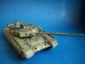 Звезда 1/35 Т-90А - Проба пера