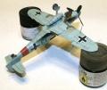 AZmodel 1/72 Bf-109G-6AS W.Oesau