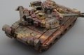 Modelcollect 1/72 T-80U - Main Battle tank