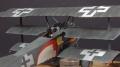 Eduard 1/48 Fokker Dr.I Josef  Jacobs – чернее чёрного